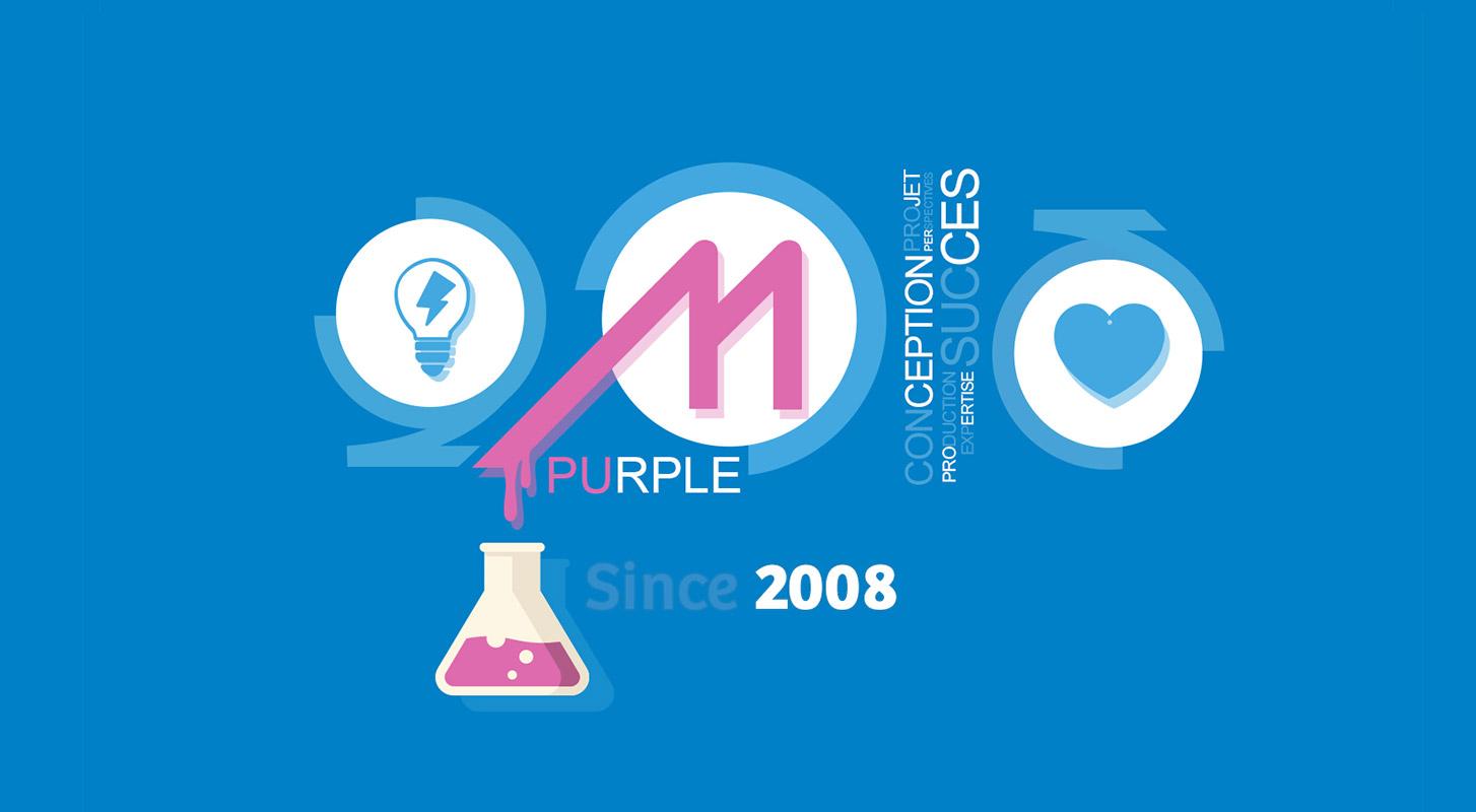 Purple M